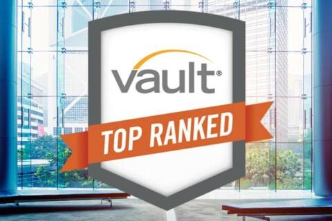 Introducing Vault's 2022 Top 100 Law Firms! thumbnail image